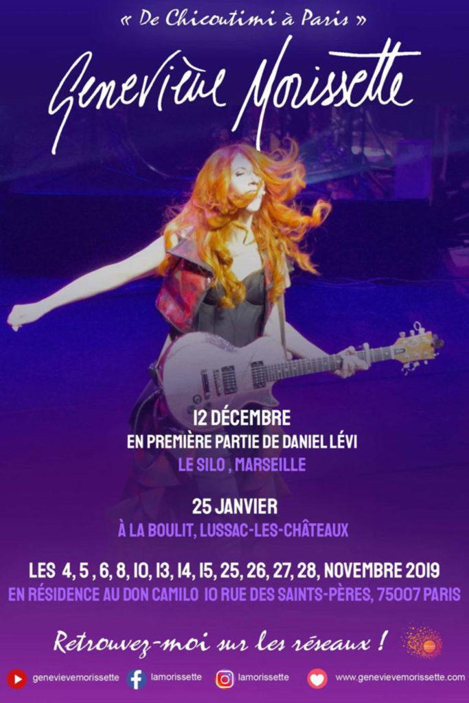 Affiche De Chicoutimi A Paris