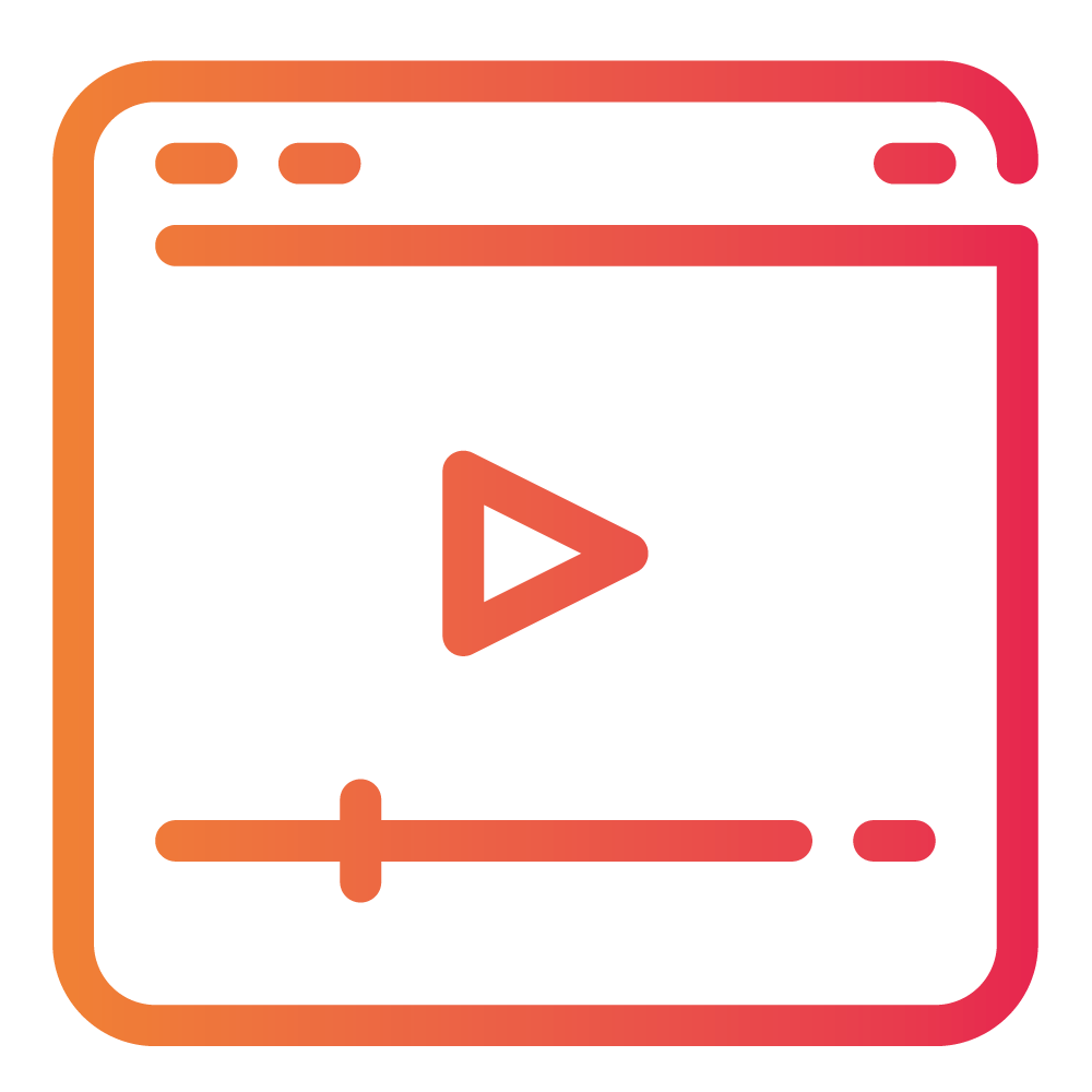 Audiovisuel Icon