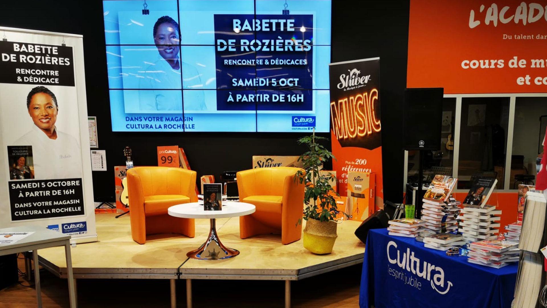 Babette De Rozieres 1