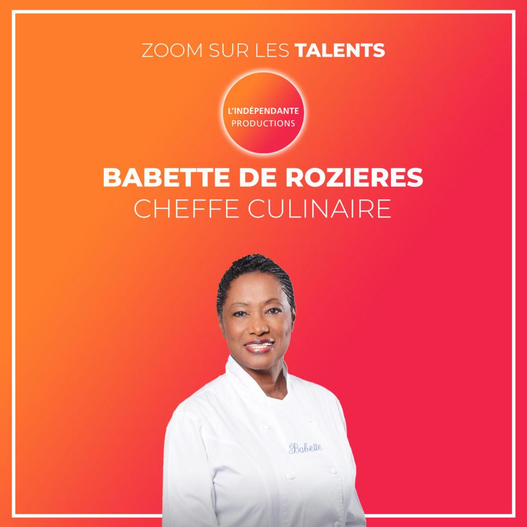 Zoomsurartiste Babette Carré
